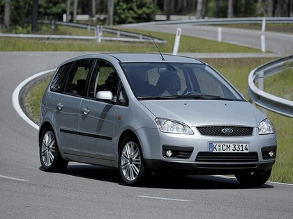 2003 Ford Focus C-Max 34