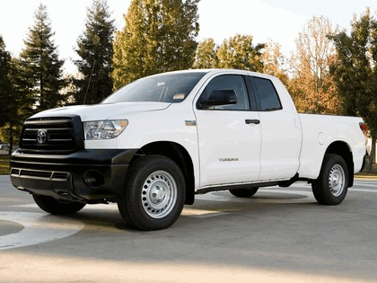 2009 Toyota Tundra - double cab - work truck package 1
