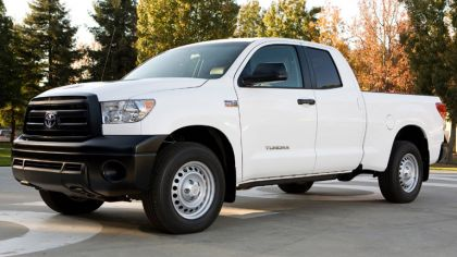 2009 Toyota Tundra - double cab - work truck package 6