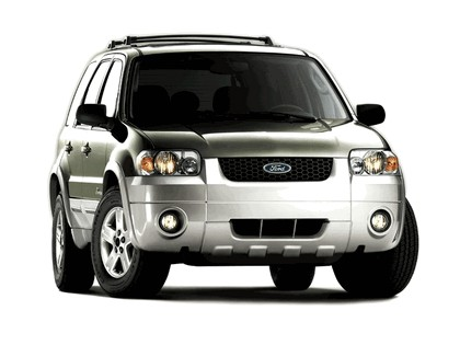 2005 Ford Escape Hybrid 1