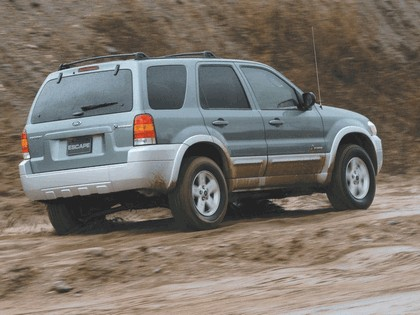 2005 Ford Escape Hybrid 13