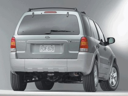 2005 Ford Escape Hybrid 21