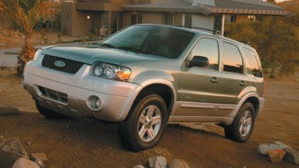 2005 Ford Escape Hybrid 5