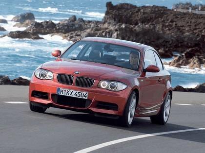 2008 BMW 1er coupé 4