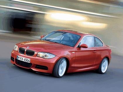 2008 BMW 1er coupé 5