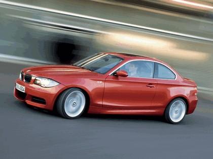 2008 BMW 1er coupé 6