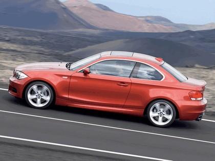 2008 BMW 1er coupé 8