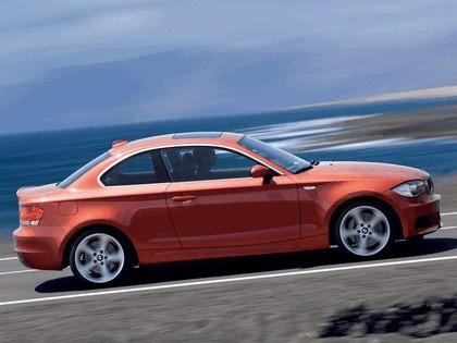 2008 BMW 1er coupé 10