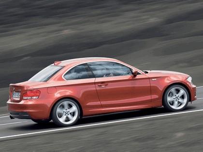 2008 BMW 1er coupé 11
