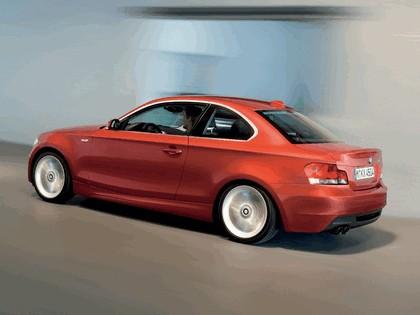 2008 BMW 1er coupé 12