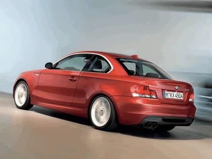 2008 BMW 1er coupé 13