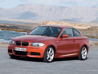 2008 BMW 1er coupé 18