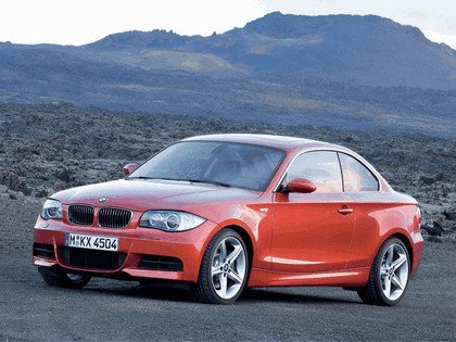 2008 BMW 1er coupé 19