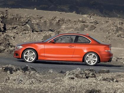 2008 BMW 1er coupé 21