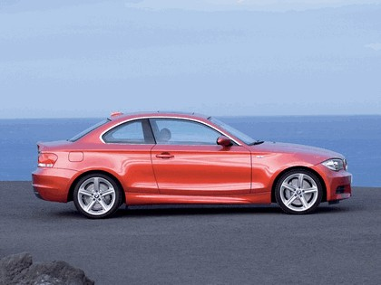 2008 BMW 1er coupé 22