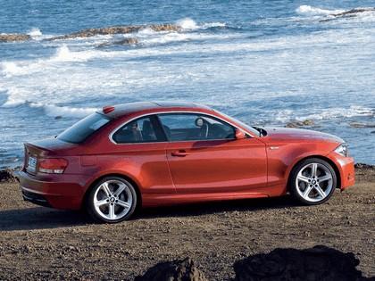2008 BMW 1er coupé 23