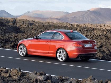 2008 BMW 1er coupé 25