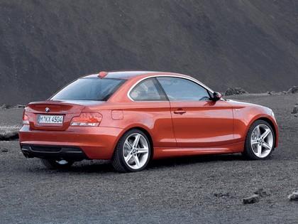 2008 BMW 1er coupé 26