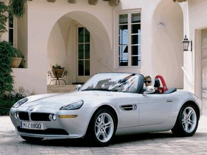 2001 BMW Z8 25