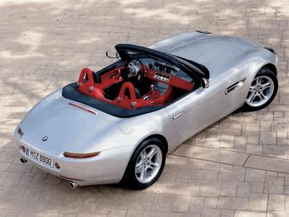 2001 BMW Z8 29