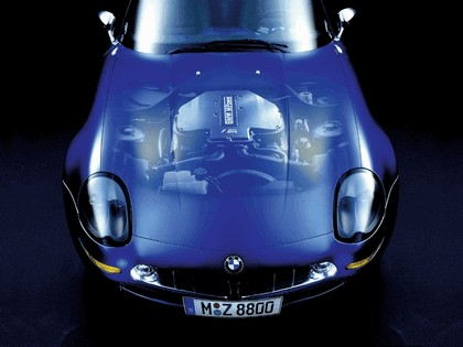 2001 BMW Z8 39