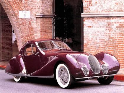 1938 Talbot-Lago T150C Figoni et Falaschi 13