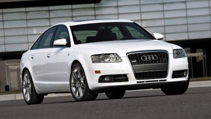 2007 Audi A6 4.2 Quattro S-Line sedan - USA version 4