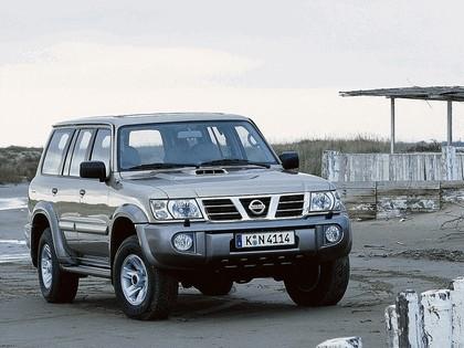 1997 Nissan Patrol GR 2