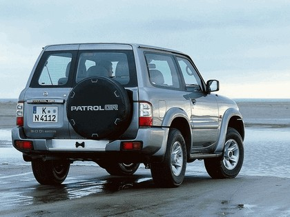 1997 Nissan Patrol GR 3