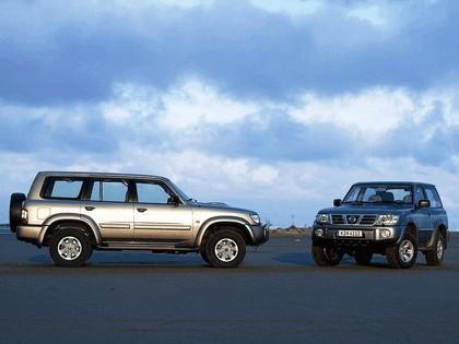 1997 Nissan Patrol GR 5
