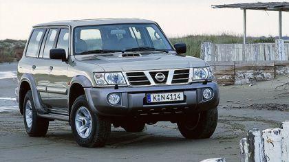 1997 Nissan Patrol GR 1
