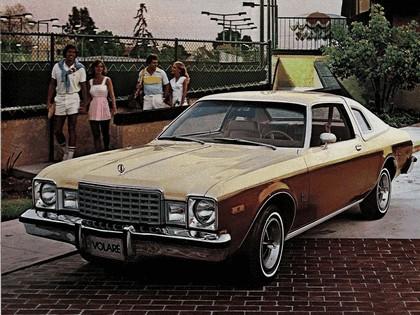 1978 Plymouth Volare coupé 1