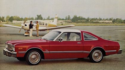 1978 Plymouth Volare coupé 3
