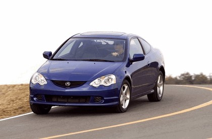 2002 Acura RSX-S 8
