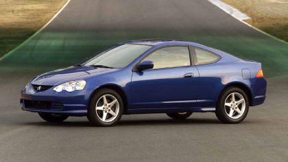 2002 Acura RSX-S 9