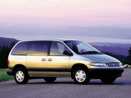 1996 Plymouth Voyager 3