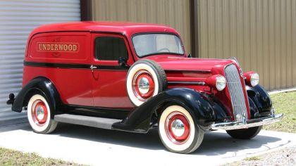 1937 Plymouth Sedan Delivery 1