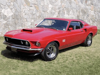 1969 Ford Mustang 6