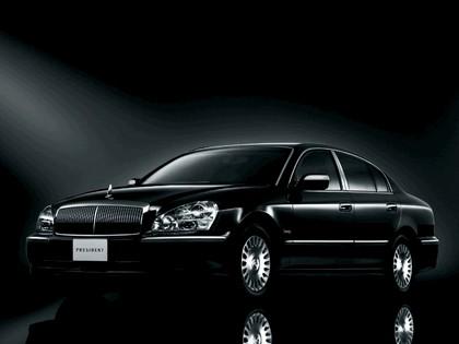 2009 Nissan President 1