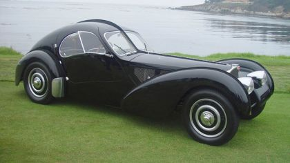 1936 Bugatti Type 57SC Atlantic 6