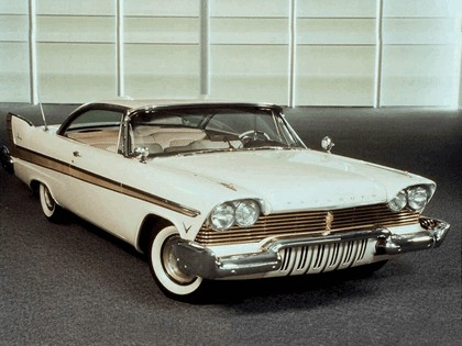 1957 Plymouth Fury 1