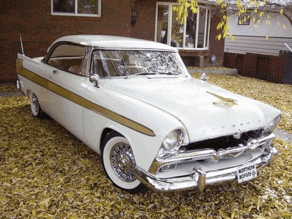 1957 Plymouth Fury 4