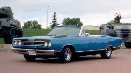 1969 Plymouth GTX 7