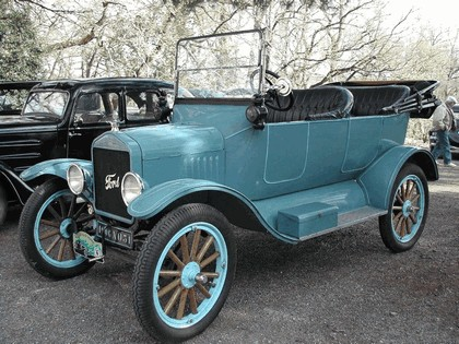 1911 Ford Model T torpedo 1