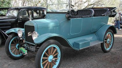 1911 Ford Model T torpedo 5