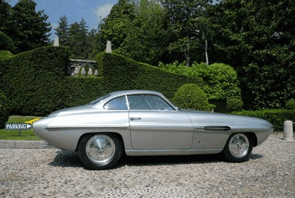 1954 Fiat 8V Supersonic coupé by Ghia 2