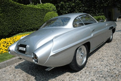 1954 Fiat 8V Supersonic coupé by Ghia 3