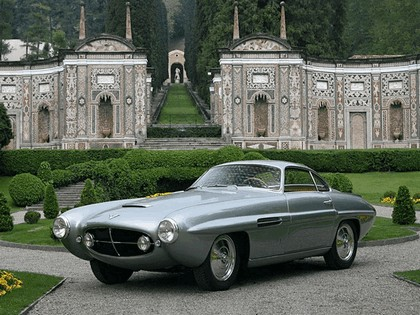 1954 Fiat 8V Supersonic coupé by Ghia 6