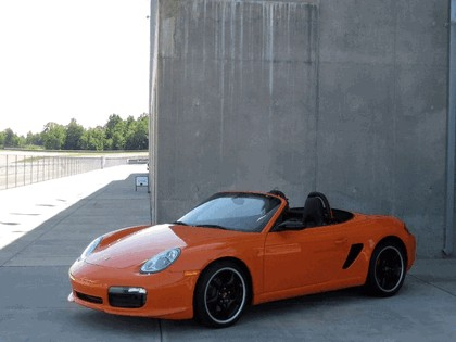 2007 Porsche Boxster S limited edition 3
