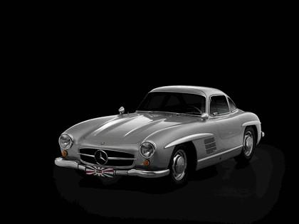 1954 Mercedes-Benz 300 SL ( R198 ) 1